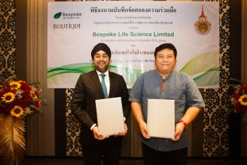 Boutique Corporation, RMUTL sign MOU to research and develop products for Thai traditional wellness based on hemp and cannabis