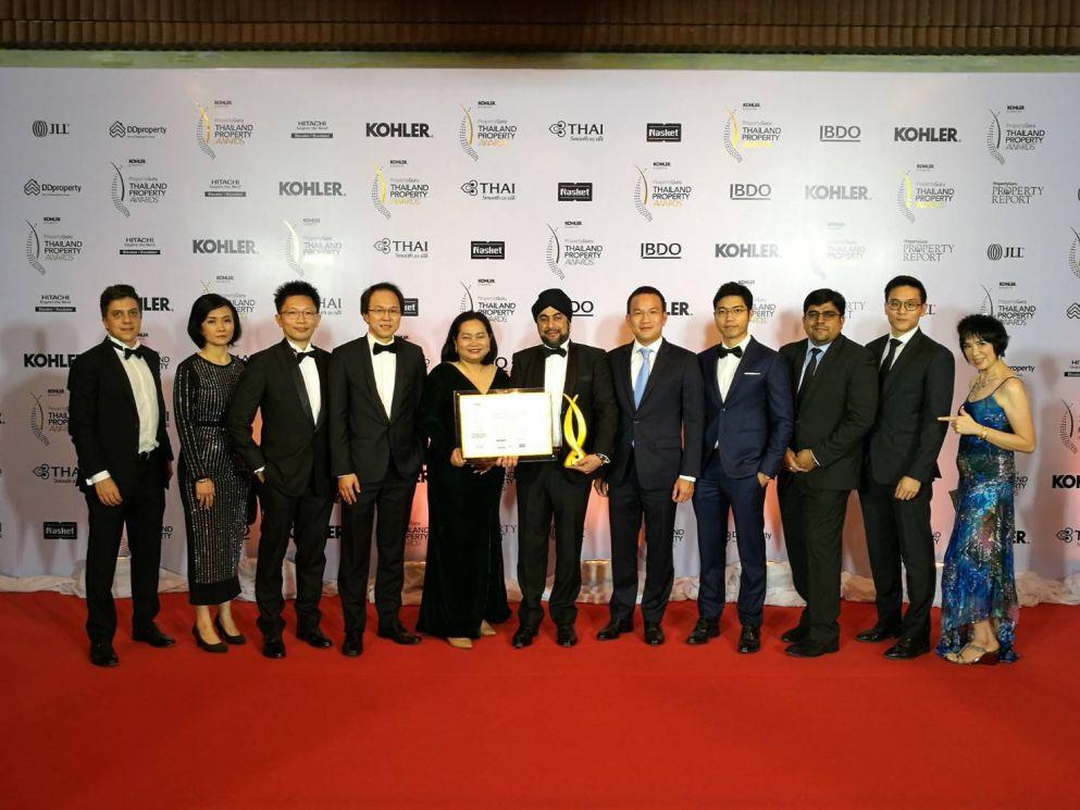 Winners list: 13th PropertyGuru Thailand Property Awards 2018