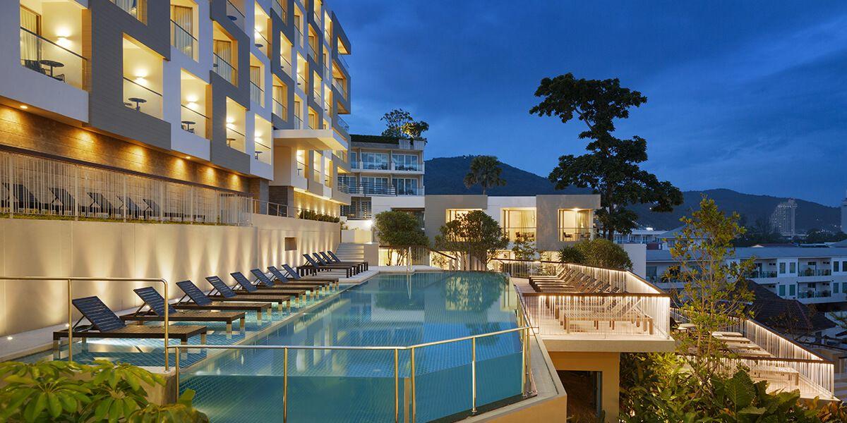Hyatt Place Phuket, Patong