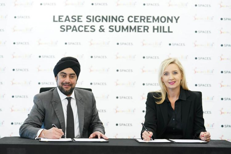 Spaces enters Thai shared-office market at Summer Hill