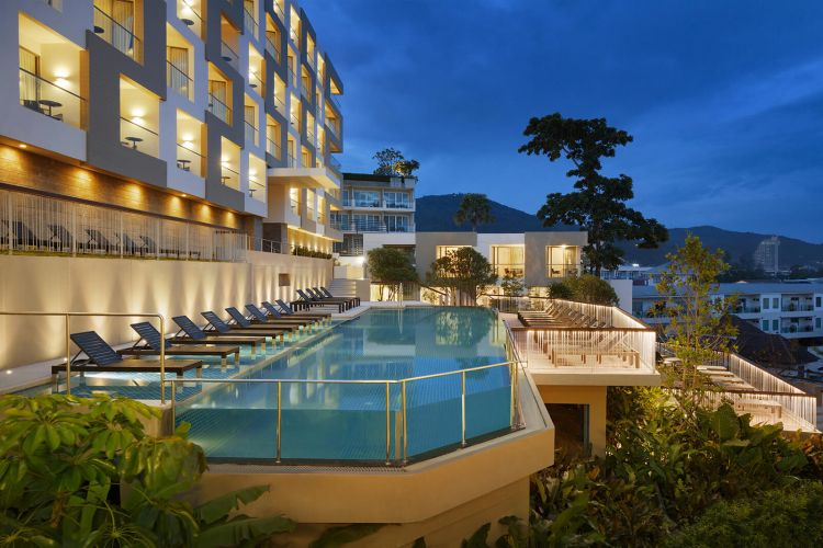 Hyatt and Boutique Corporation Ltd. Open the 161-room Hyatt Place Phuket, Patong in Thailand