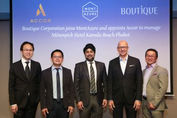 Boutique appoints Accor to manage Movenpick Hotel Kamala Beach